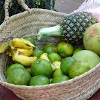 Frisch geernte Früchte © Foto: Angelika Krüger | Outback Africa Erlebnisreisen