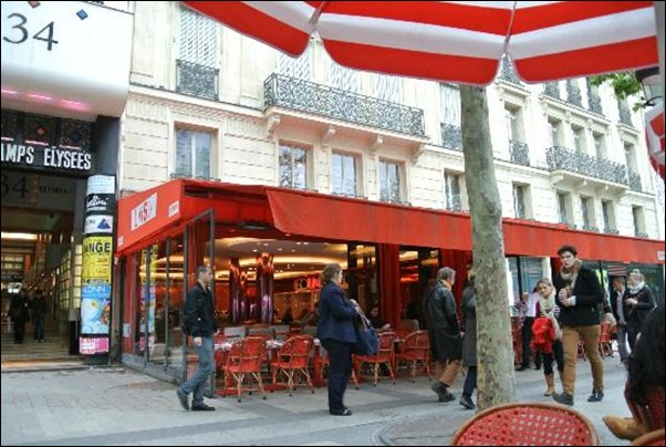 مقهي  Le Madrigal
