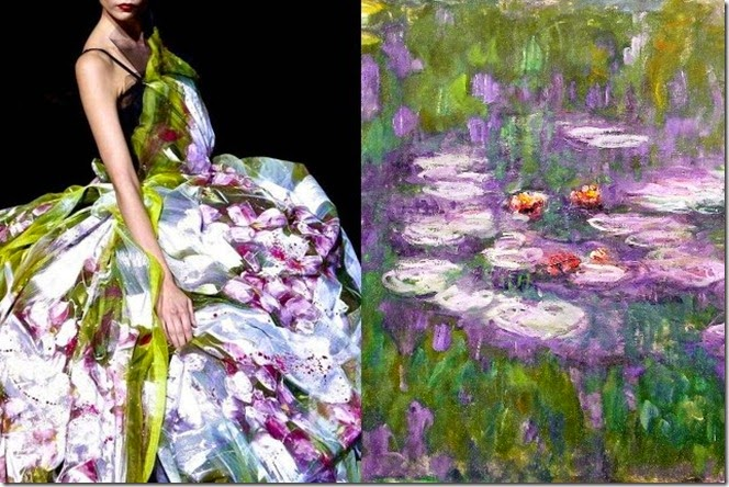 Dolce-Gabbana-RTW-Spring-2008-Water-Lilies-Claude-Monet-640x427