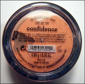 Bare Minerals Confidence Blush