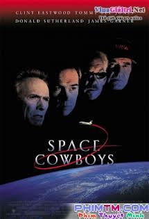Cao Bồi Không Gian - Space Cowboys
