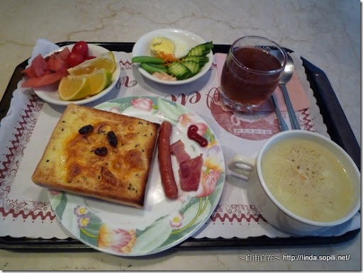 台南-光華大飯店-西式早餐