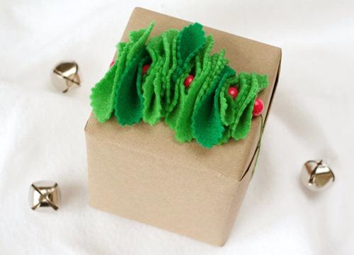 декорация на подарък