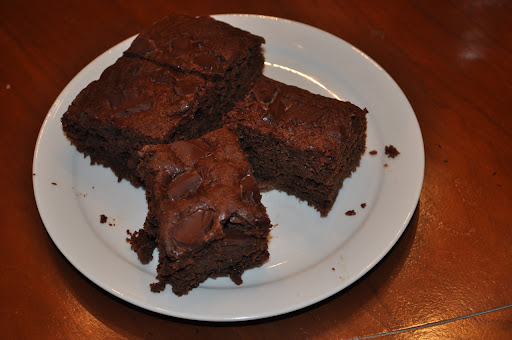 Brownies  Photo by:  Samantha Kuvin
