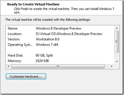 Installing-Win8-VMware-4