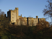 Haddon Hall - used as Thornfield Hall by the BBC in Jane Eyre.