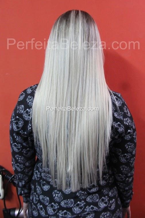 crece pelo boé, cabelo platinado, cabelo branco