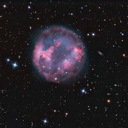 nebulosa planetária Abell 7