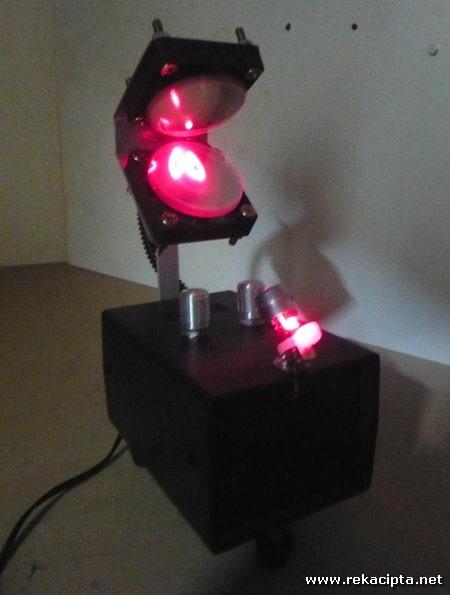 Rekacipta.net - Projektor Laser 19