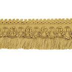 Ozdobna taśma meblowa z frędzlami. Do dekoracji mebli, foteli, zasłon, itd.