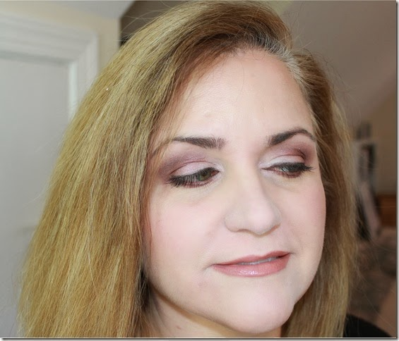 Holiday Makeup Look 2