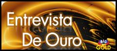 Logotipo da rubrica-Entrevista de  Ouro - SIC GOLD
