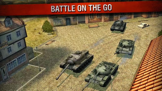 On My iPhone/iPad…World of Tanks Blitz Screen 2