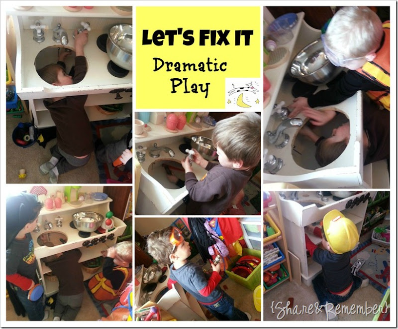 Fixing the Play Sink Dramatic Play