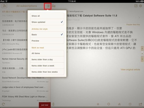 perfect RSS Reader-14