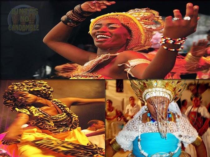 Mais sobre o Candomblé Nação Sudanesa e Bantu