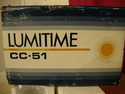 Lumitime CC-51 clock box