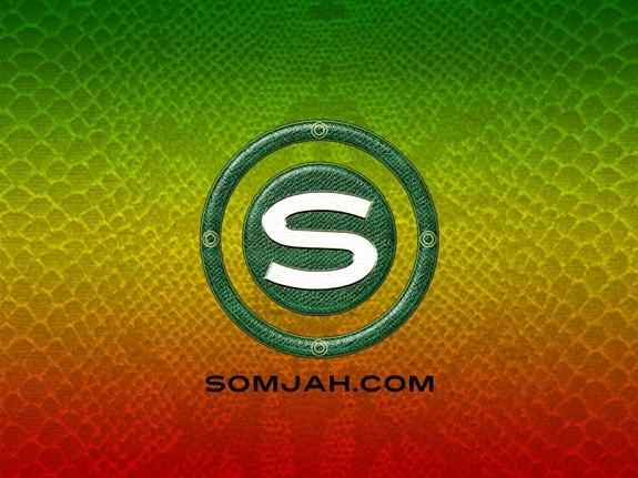 Papel de parede reggae couro de cobra