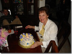 Happy Birthday, Mom W.!