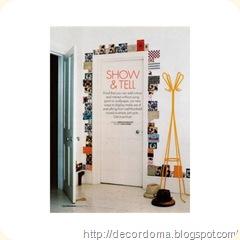 Необычные идеи декора дверей своими руками 5