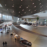 bmw welt in Munich, Bayern, Germany