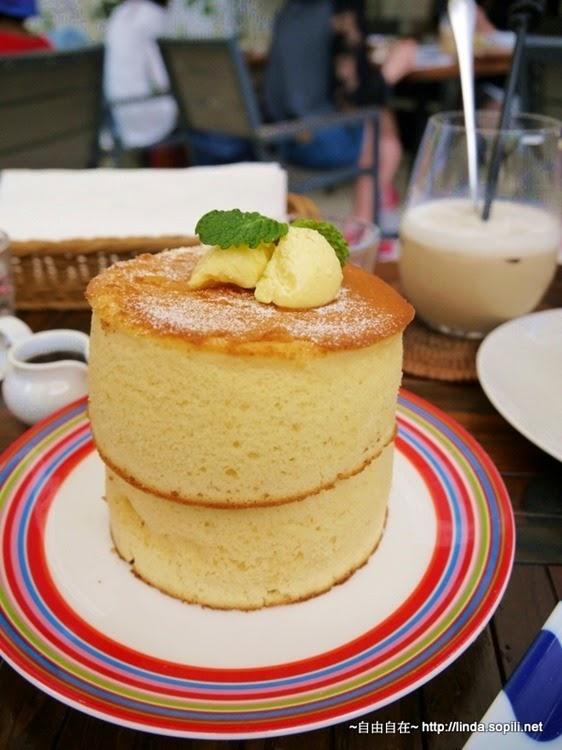 杏桃鬆餅屋-蘇芙蕾厚鬆餅