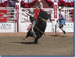 9490 Alberta Calgary - Calgary Stampede 100th Anniversary - Stampede Grandstand - Calgary Stampede Bull Riding Championship