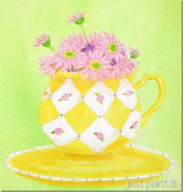 paint-yellow-teacup