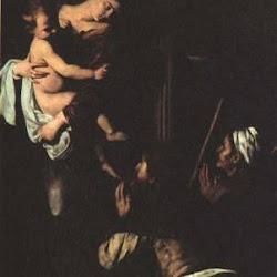 55 - Caravaggio - Virgen de Loreto
