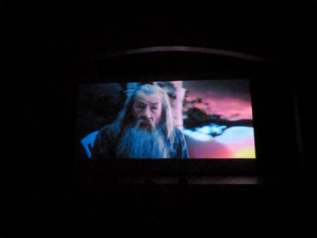Croziera pe Mediterana: La cinema: The Hobbit 3D