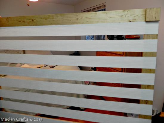 horizontal weave