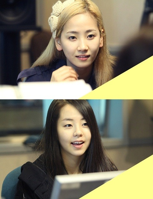 Sohee and Ye Eun