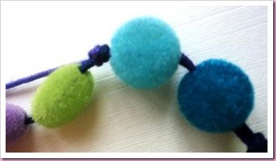 Furry beads
