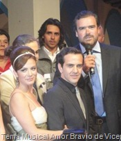 Tema Musical Amor Bravio de Vicente Fernández