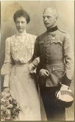 isabel de austria, nieta paterna de francisco jose, hija de rodolfo y su marido