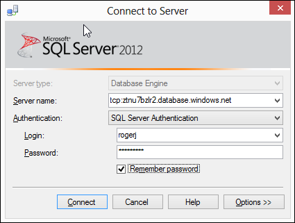 7-4 SQLServerLoginDialog