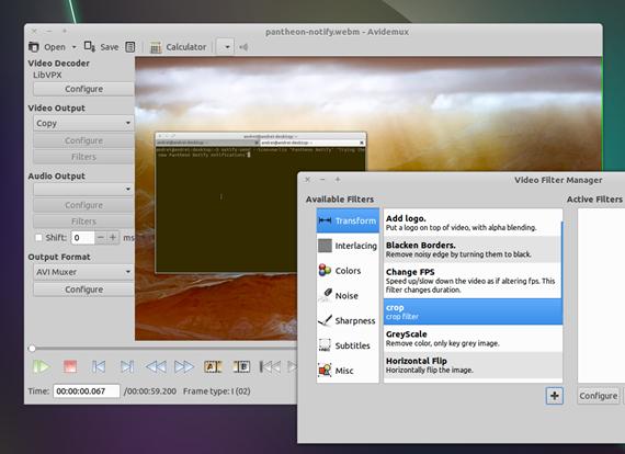 avidemux for ubuntu