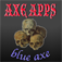 Blue Axe icon