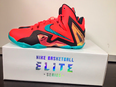 nike lebron 11 ps elite hero 2 07 Release Reminder: Nike LeBron 11 Elite Hero ($275)