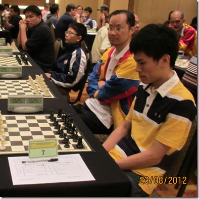 Chess Tigers, Malaysia