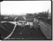 Fortifications de Thiers à la porte de Versailles