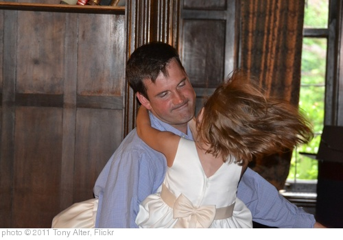 'Dad and Daughter' photo (c) 2011, Tony Alter - license: http://creativecommons.org/licenses/by/2.0/
