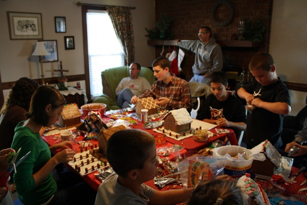 Gingerbread Party 2011 022