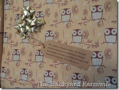open house - The Backyard Farmwife