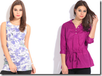 Women's Clothing Flat 50 %off from Rs. 74 at Flipakart
