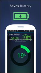 تطبيق حماية الواى فاى للأندرويد AVG WiFi Assistant يقوم بزيادة عمر البطارية