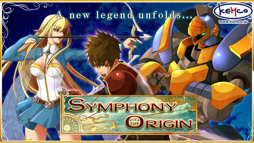 RPG Symphony of the Origin v 1.0.3g