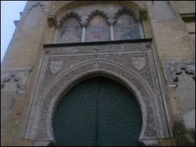 Puerta del Perdón de la Mezquita