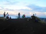 Crowds enjoy dawn on Gunung Batur (Daniel Quinn, September 2010)
