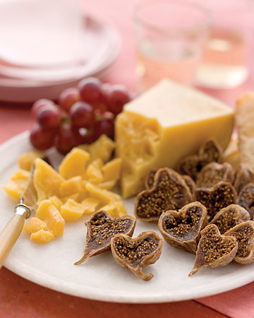 Calimyrna Fig Hearts. (marthastewart.com)